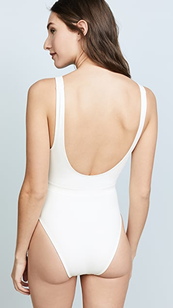 Solid & Striped The Michelle Tie One Piece