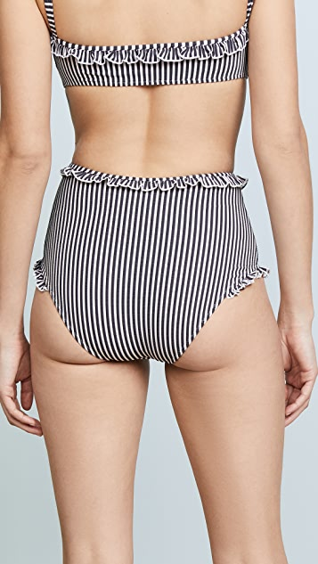 Solid & Striped Leslie Seersucker Bottoms