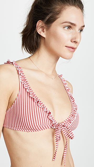 Solid & Striped Milly Bikini Top