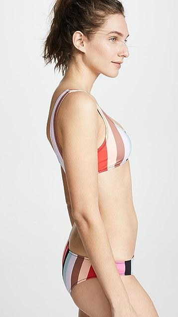 Solid & Striped Elle Stripe Top