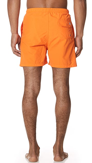 Solid & Striped The Classic Neon Orange Trunk