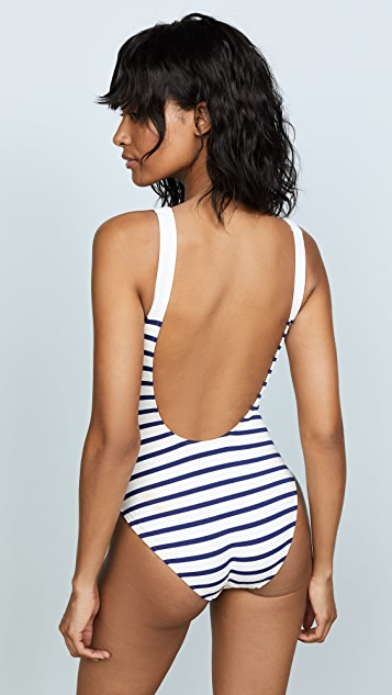 Solid & Striped The Anne Marie One Piece