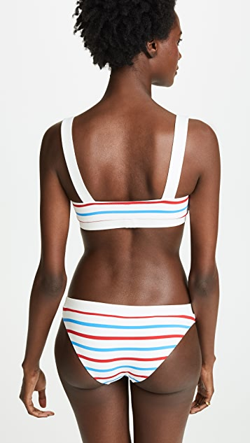 Solid & Striped Madison Bikini Top