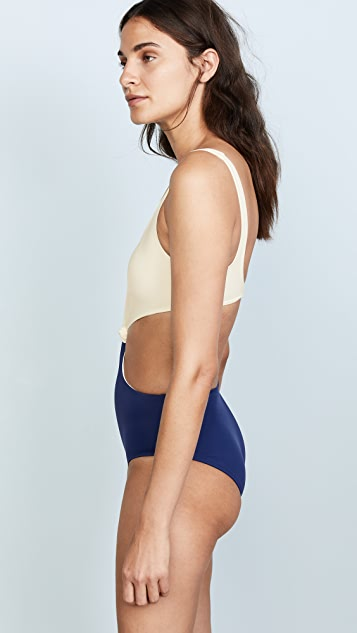 Solid & Striped The Bailey One Piece