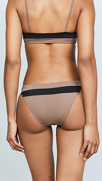 Solid & Striped The Brooke Bikini Bottoms