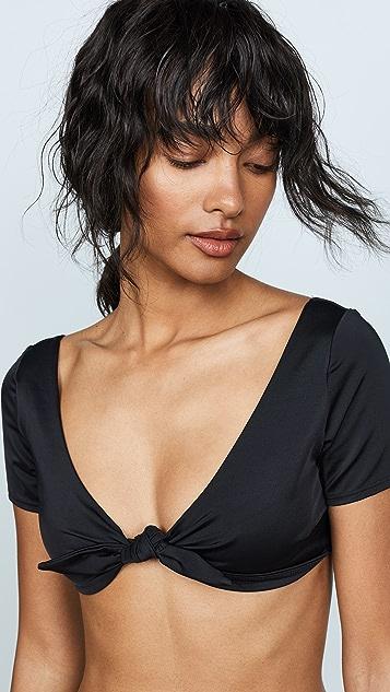 Solid & Striped Vanessa Bikini Top