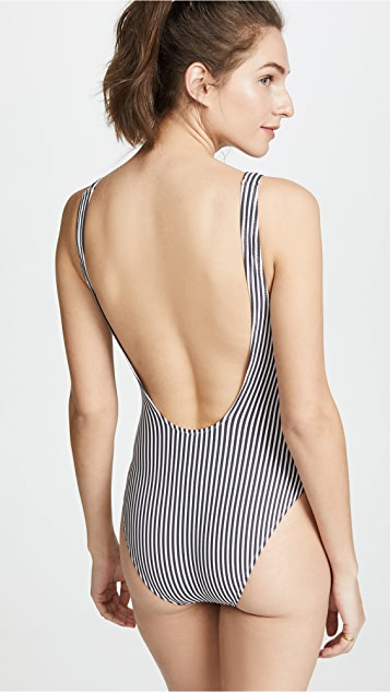 Solid & Striped Anne Marie One Piece