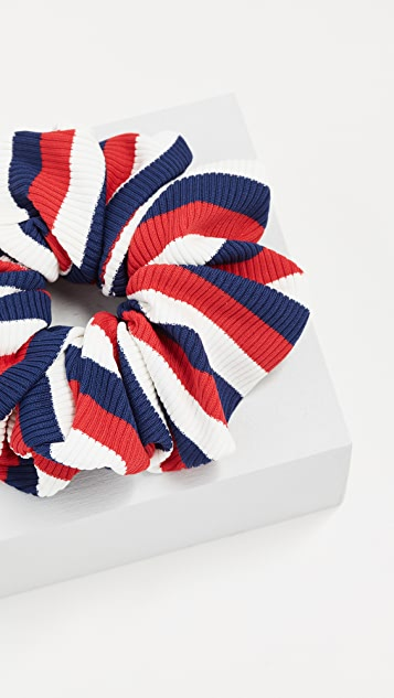 Solid & Striped The American Rib Scrunchie