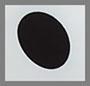 Small Cream Black Dot