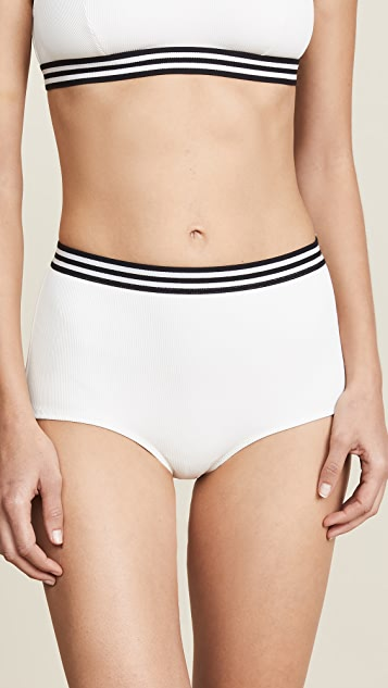 Solid & Striped The Katie Bikini Bottoms