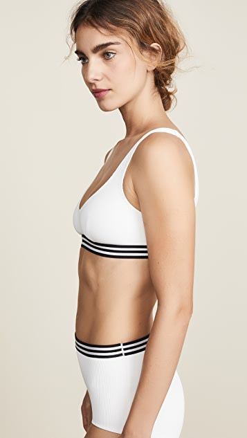 Solid & Striped The Katie Bikini Top