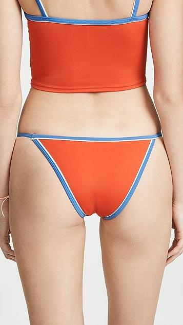 Solid & Striped The Nicole Bikini Bottoms