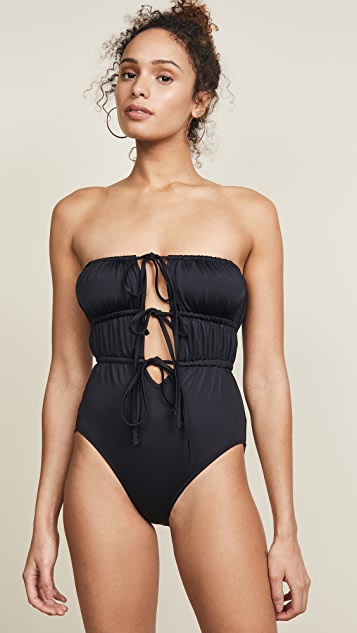 Solid & Striped The Paula One Piece Swimsuit