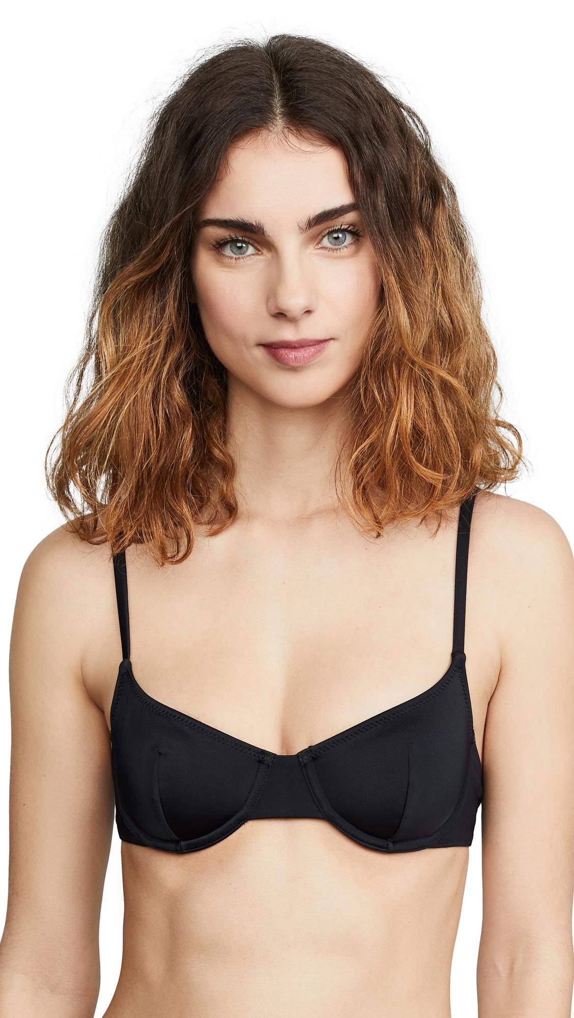 Solid & Striped Eva Bikini Top