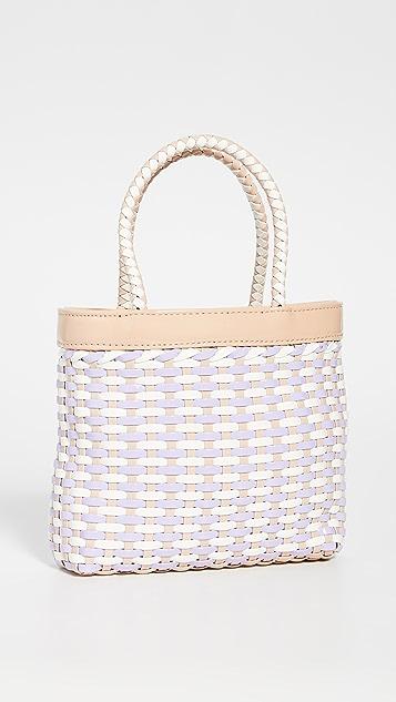 Solid & Striped 小号梭织手提袋
