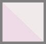 浅粉色/白色条纹