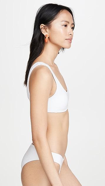 Solid & Striped The Elle Bikini Top