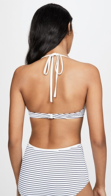 Solid & Striped The Lolita Bikini Top