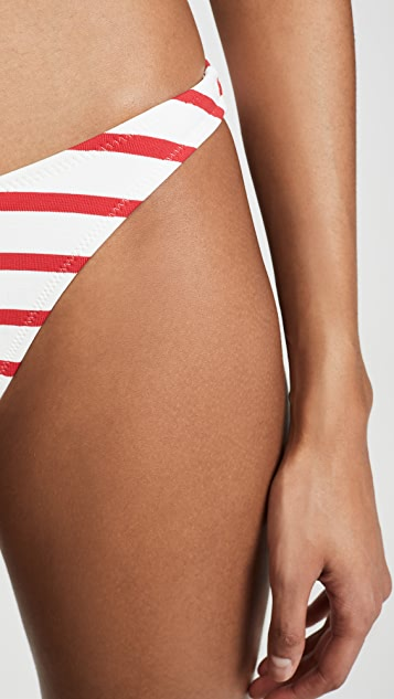 Solid & Striped Плавки бикини Vanessa