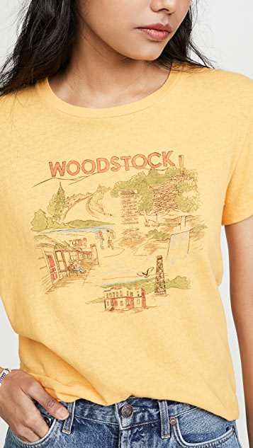 Solid & Striped The Woodstock Tee