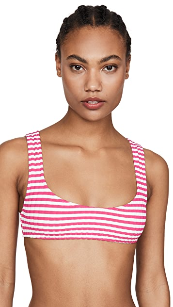 Solid & Striped Elle 比基尼上衣