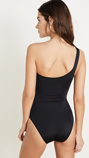 Solid & Striped The Chloe One Piece