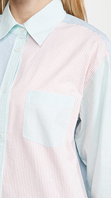 Solid & Striped The Oxford Tunic
