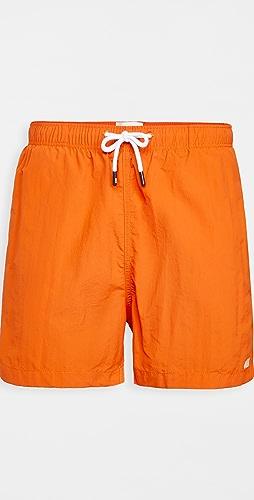 Solid & Striped - The Classic Papaya Swim Trunks