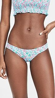 Solid & Striped The Indigo Bikini Bottoms