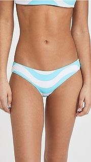 Solid & Striped The Elle 双面泳裤