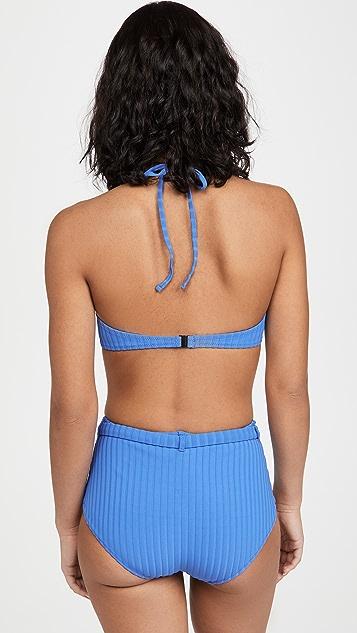 Solid & Striped The Ginger Bikini Top