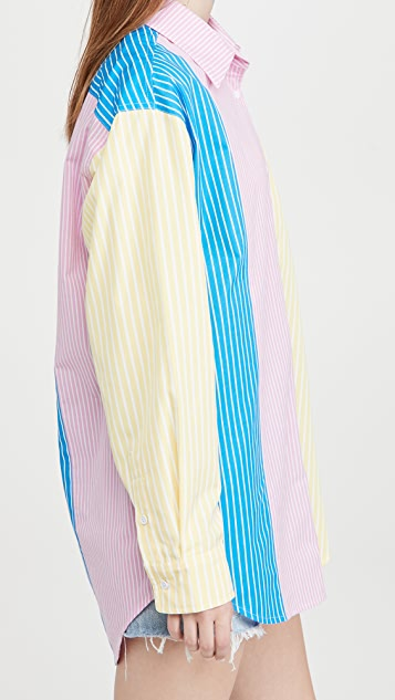 Solid & Striped The Oxford 长款上衣