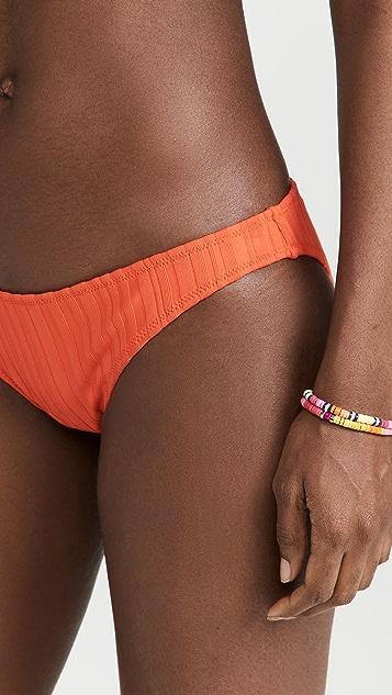 Solid & Striped The Eva 比基尼泳裤