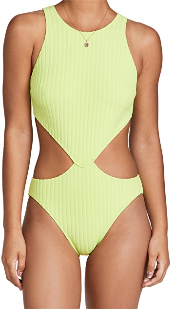 Solid & Striped The Glo One Piece