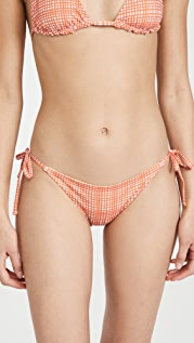 Solid & Striped Iris Reversible Bikini Bottoms