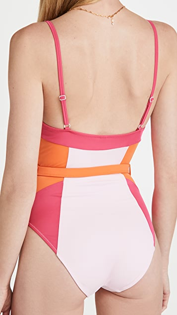 Solid & Striped The Spencer One Piece