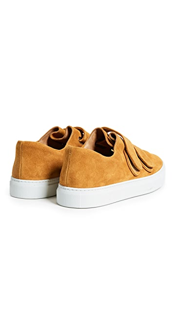 Soloviere Rudy Double Strap Sneakers