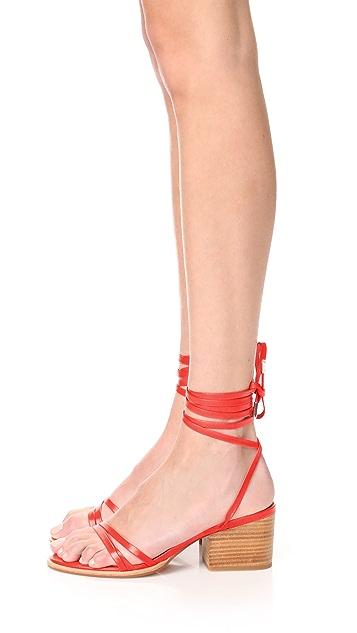 Sol Sana Tabitha Heel Sandals