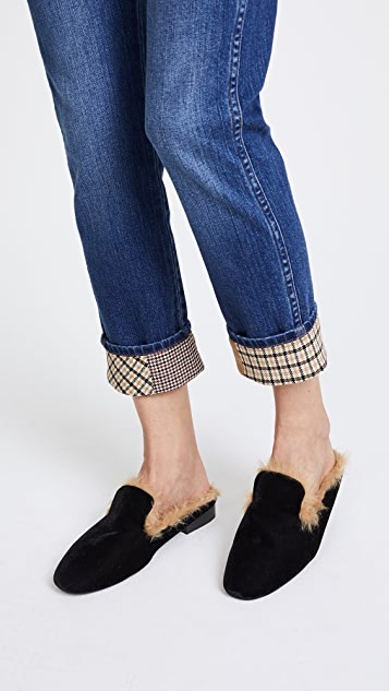 Sol Sana Rocco Loafer Slides