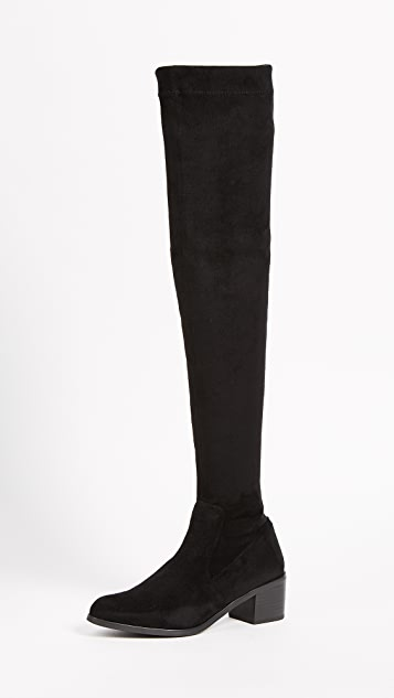 Sol Sana Bianca Over the Knee Boots