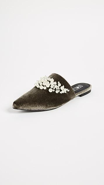 Sol Sana Grace Imitation Pearl Slides