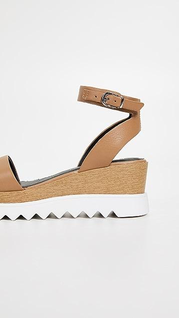 Sol Sana Tray Wedge Sandals