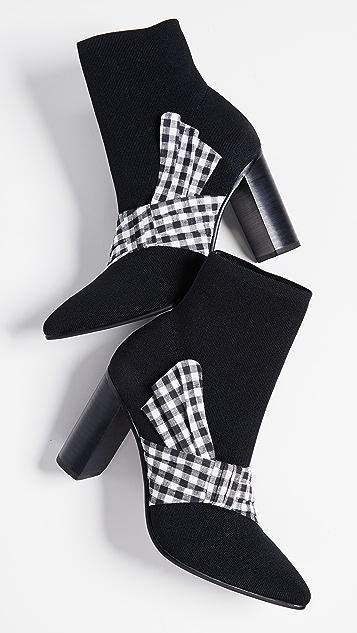 Sol Sana Liana Block Heel Boots