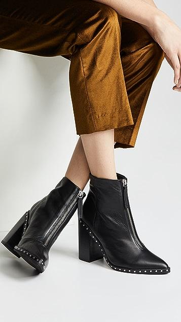 Sol Sana Axel Block Heel Boots