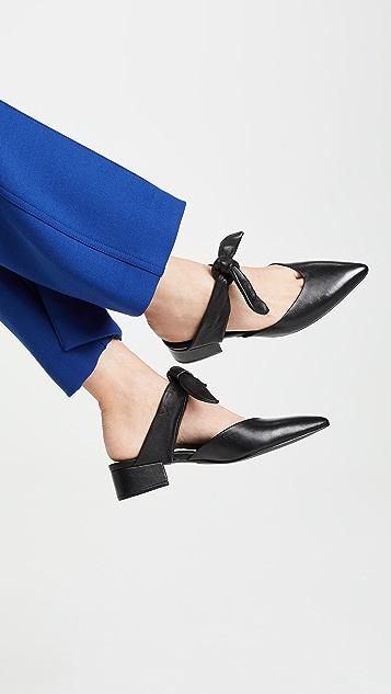 Sol Sana Arkley Kitten Heel Sandals