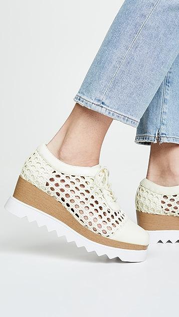Sol Sana Fremont 坡跟牛津鞋