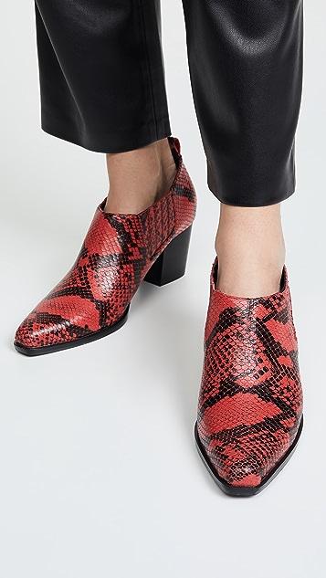Sol Sana Ботильоны Clio на квадратных каблуках