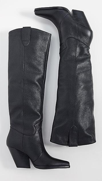Sol Sana Ботинки Prince в ковбойском стиле
