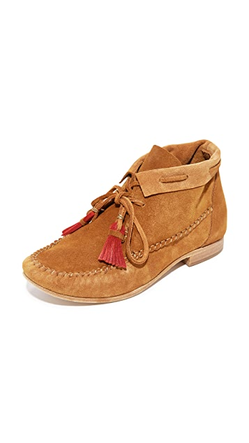 Soludos Moccasin Booties