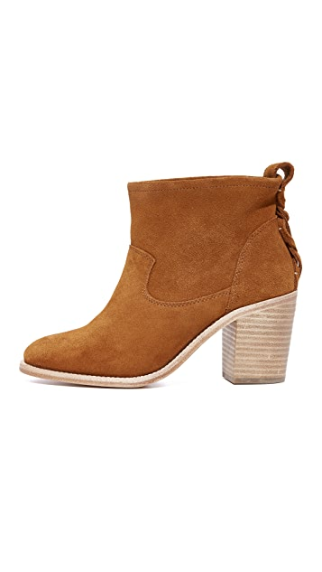 Soludos Heeled Booties
